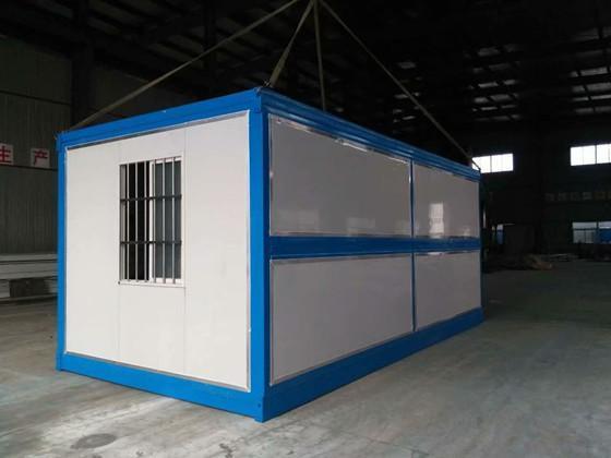 折叠集装箱活动房出租每天租金10元图