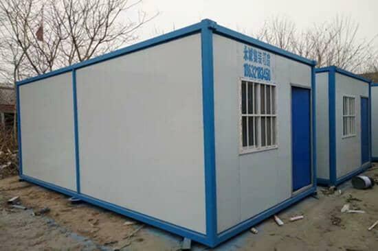 3m*6m二手集装箱活动房外形效果