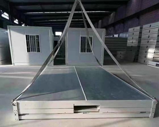 折叠集装箱活动房图