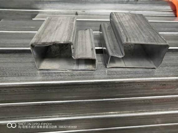 折叠箱房门框料展示图