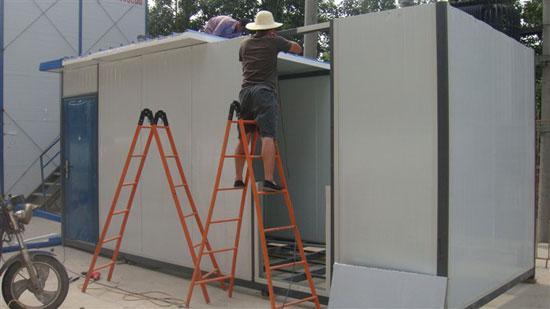 13平米吊装式活动房外景图