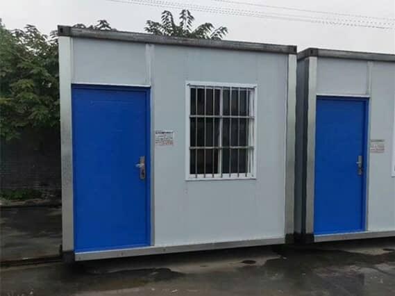 住人式集装箱活动房图