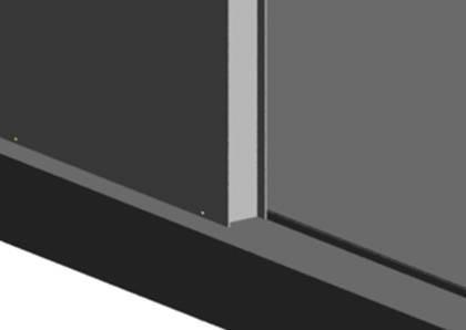 打包箱房安装墙面板图