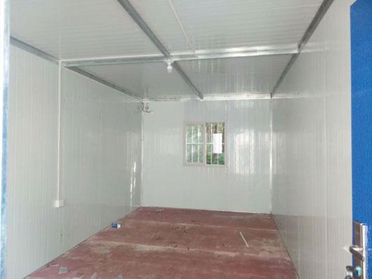 3m乘3m箱式活动房室内图