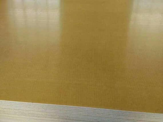 米黄色玻镁防火地板图