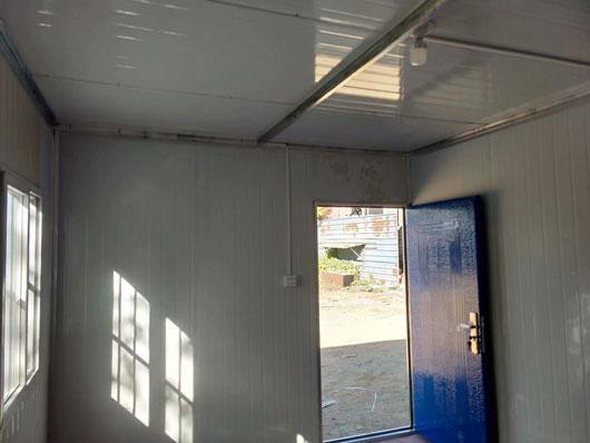 集装箱活动房室内线路图