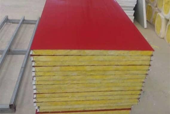 950型彩钢岩棉板图