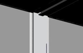 集装箱活动房室内阴角密封图