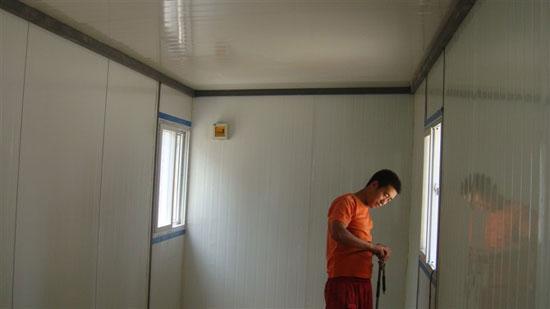 吊装式活动房室内图