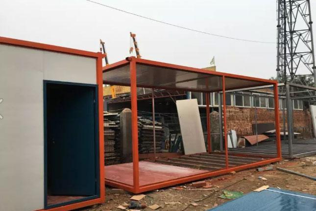 租赁型集装箱房屋