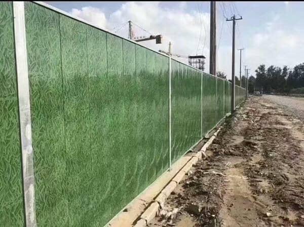 道路施工围栏