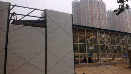 拉萨林周县双层活动房图