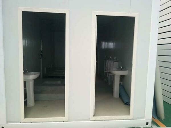 活动房厕所