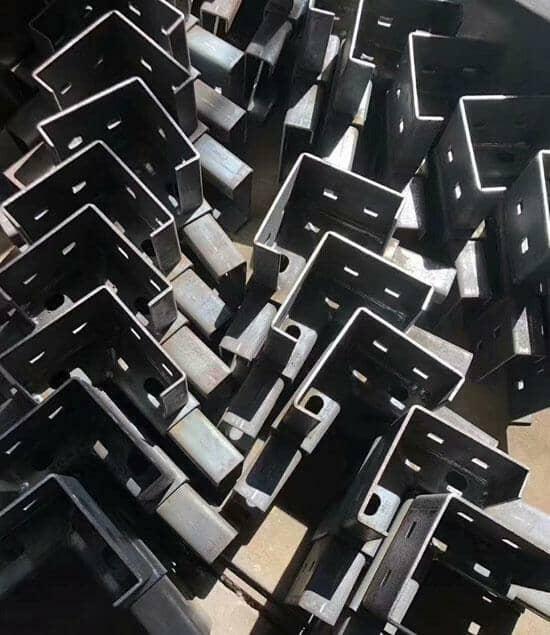 拼装式集装箱活动房吊角件图片大全欣赏