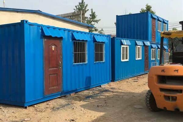 集装箱活动房和活动板房的区别