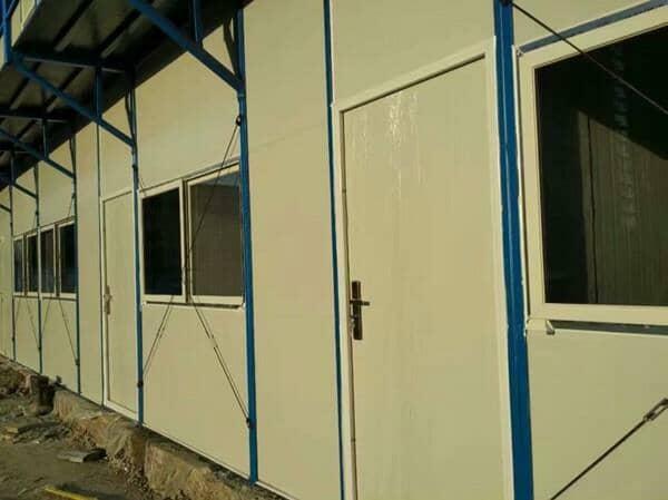 搭建最安全、最舒适的活动房