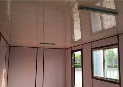 钢板集装箱房屋室内效果图