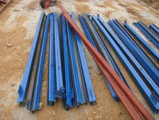 活动板房钢骨架立柱