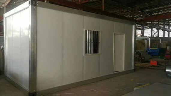 石家庄都是谁在住集装箱活动房