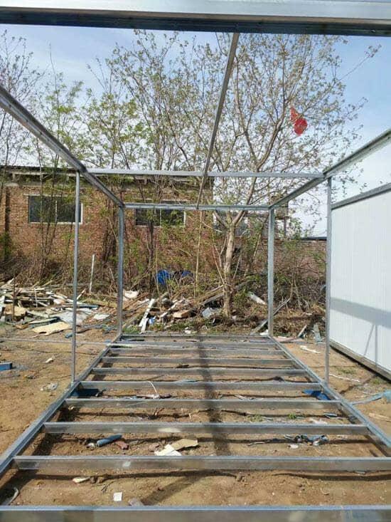 拉萨达孜区租赁型箱式活动板房图片效果欣赏