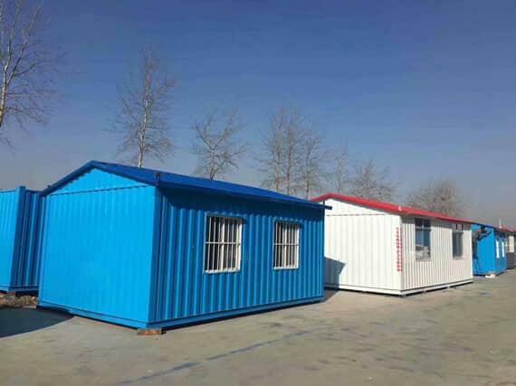 集装箱改成房子