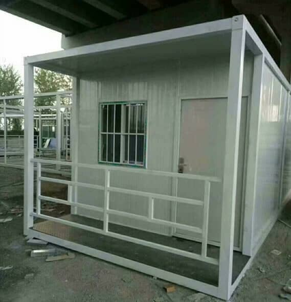 集装箱活动房你知道吗