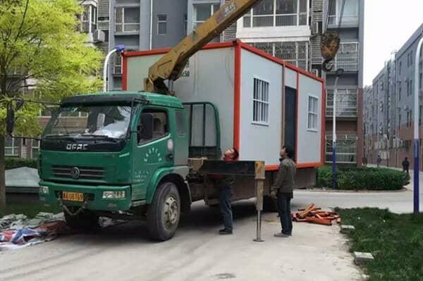 生活中集装箱活动房厂家如何选择