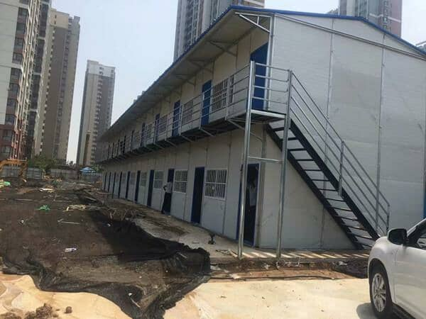 上海彩钢工业博览会过后活动房的发展