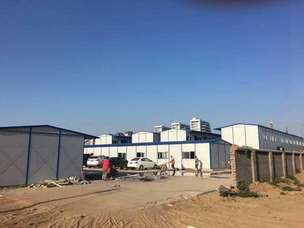 彩钢活动房在不同行业的运用