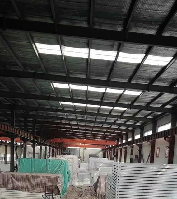 环保钢结构住宅的优点