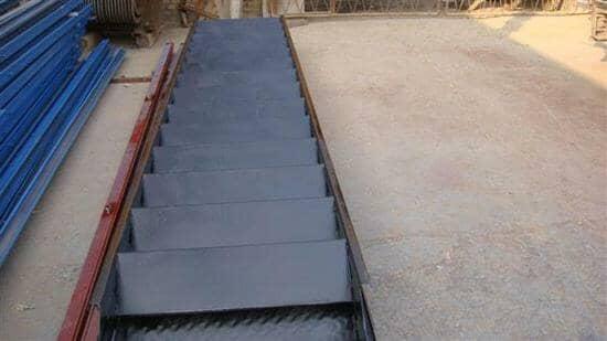 直通式楼梯整体效果图