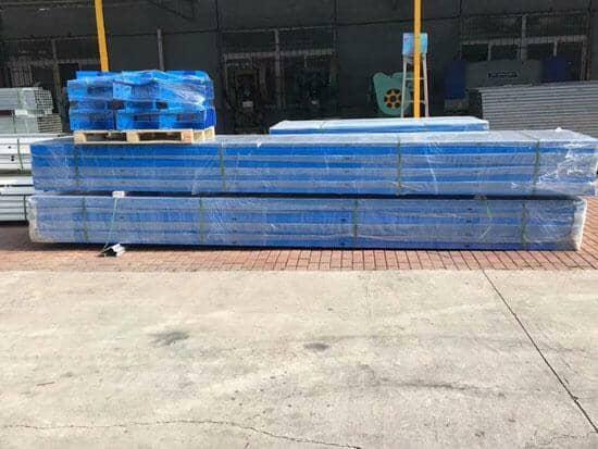 拉萨当雄县拆装式集装箱活动房安装图片案例