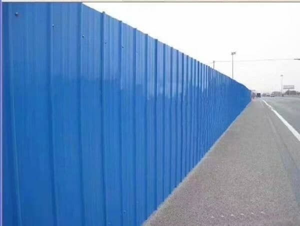 道路施工围墙能够保护我们的道路安全