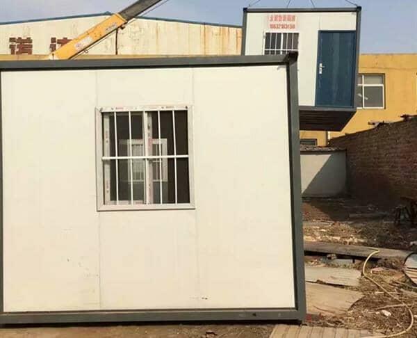 集装箱活动房出租价格