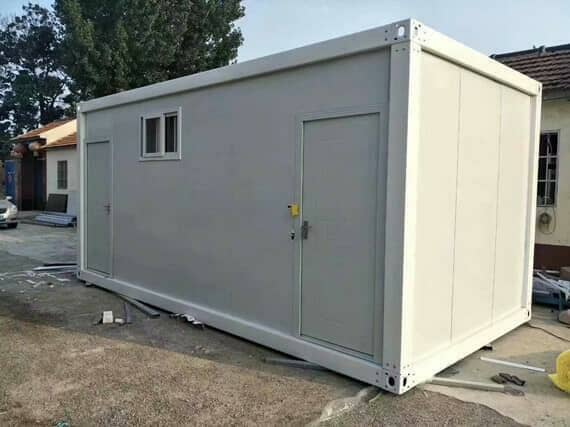 集装箱活动房的优点以及安装要求