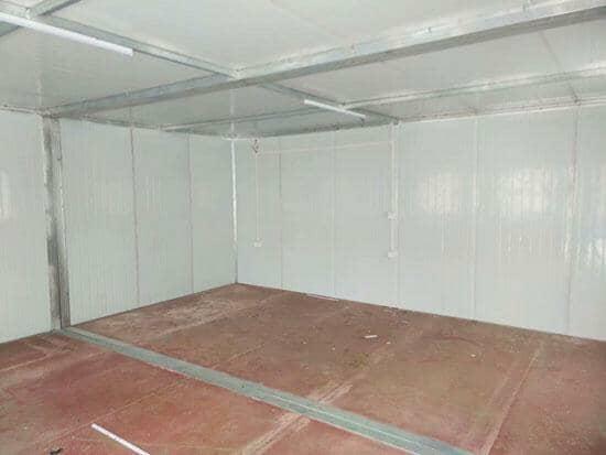 拉萨曲水县组合式办公室集装箱活动房图片案例