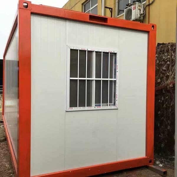 集装箱活动房承载着人们的希望