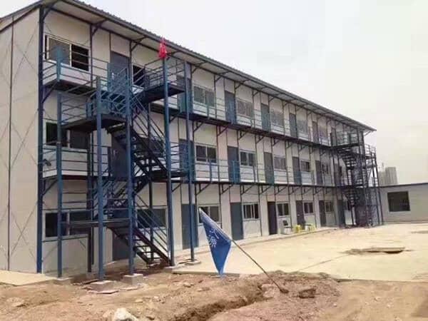 活动板房新的住房形式