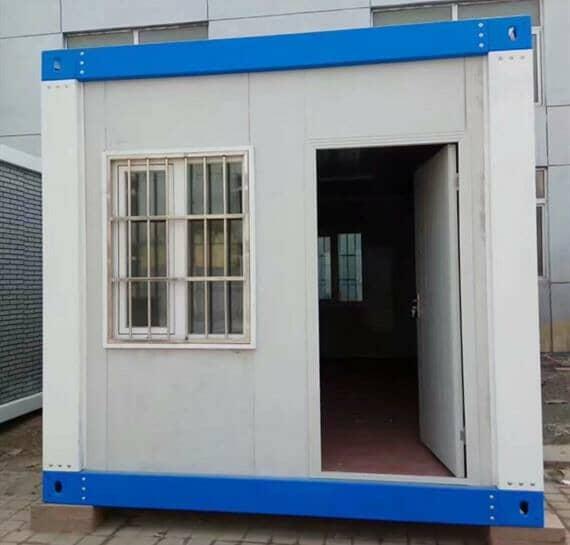 集装箱活动房的流行程度
