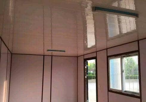 吊顶料为pvc材料图