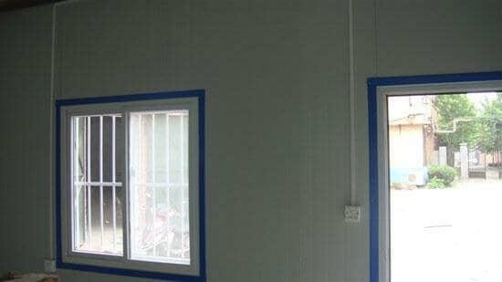 彩钢房室内效果图