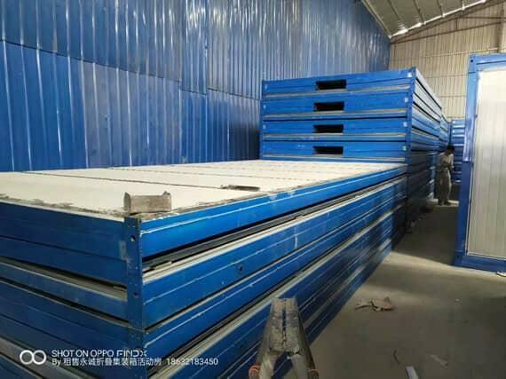 拉萨出口集装箱活动房工厂有哪家
