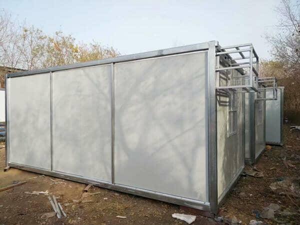 集装箱活动房环保建筑带来新体验