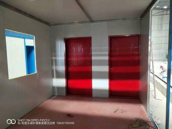 集装箱活动房住着舒服吗?