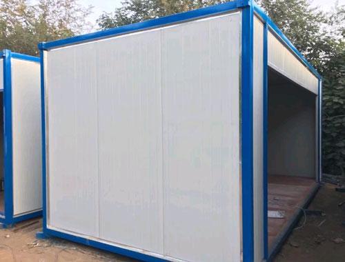 住人集装箱活动房图
