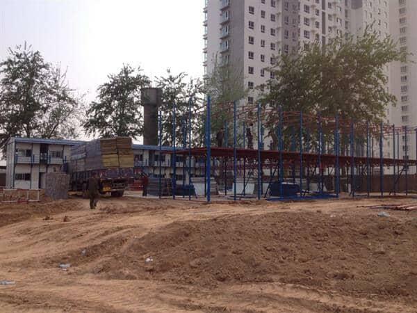 彩钢活动房的进出口带动经济的发展
