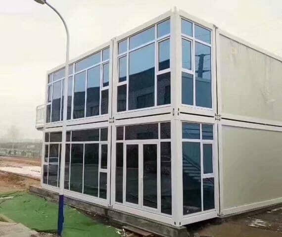 集装箱活动房打造会呼吸的酒店