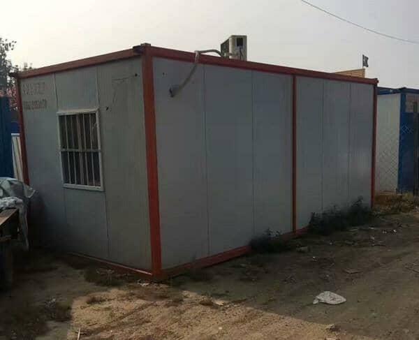 集装箱活动房收费站