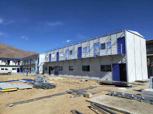 当前活动板房是建筑物不可缺少的房屋