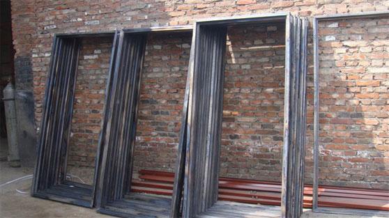 活动板房门边框料图